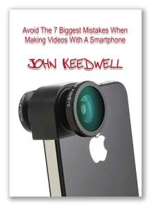 Smartphone ebook cover