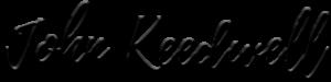 John keedwell signature