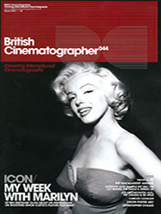 british cinematographer magazine cover