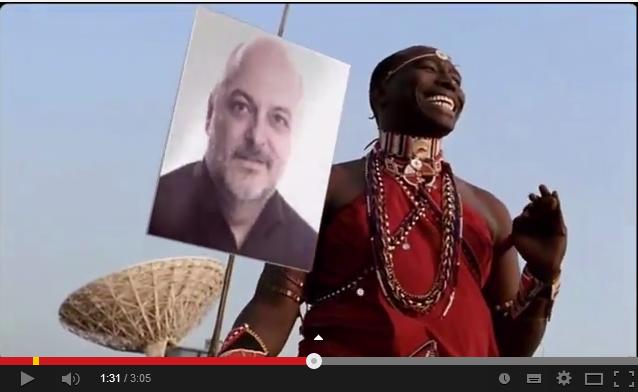 John Keedwell Epics Academy video. Masai Tribesman